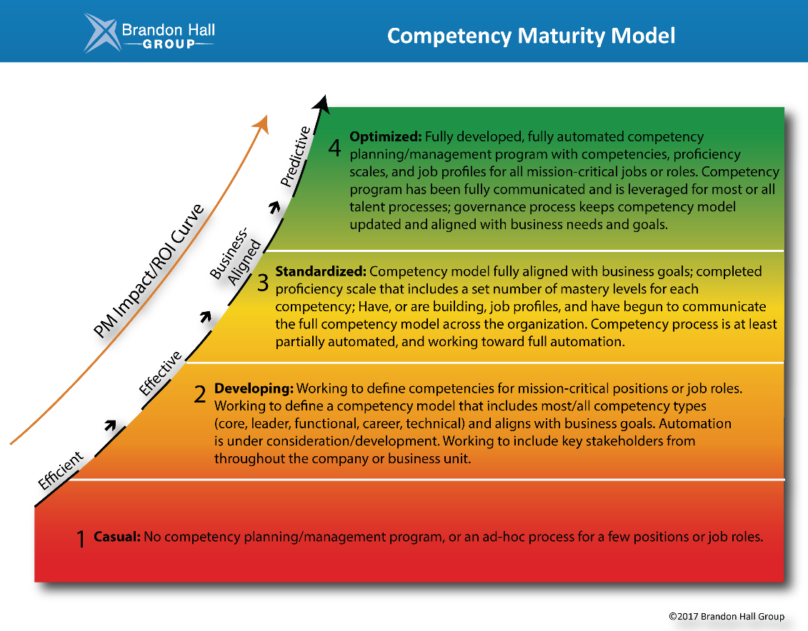 BHG Competency Maturity Model